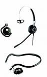 Jabra BIZ 2400 IP Balanced Mono 3-i-1NC USB headset