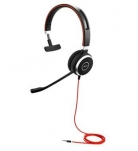 JABRA EVOLVE 40 UC MONO ONLY 3,5 MM JACK