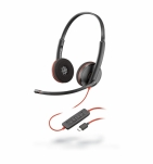 Plantronics headset C3220C BLACKWIRE