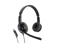 AXTEL HEADSET VOICE USB28 HD DUO NC
