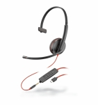 Plantronics headset C3215C BLACKWIRE