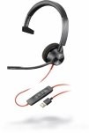 POLY BW3310 BLACKWIRE 3310 USB-A HEADSET