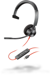 BW3310C BLACKWIRE 3310 USB-C HEADSET