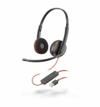 Plantronics headset C3220 BLACKWIRE